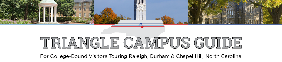 Triangle Campus Guide